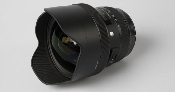 Sigma 12-24 mm f/4 DG HSM