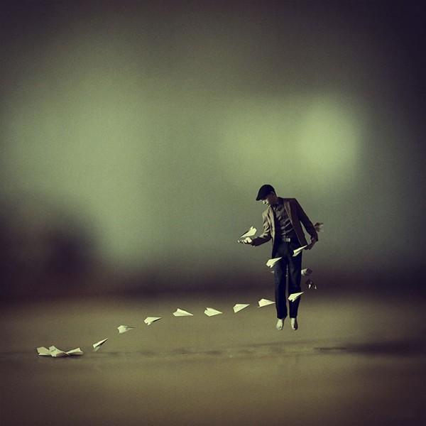 Paperman © Achraf Baznani