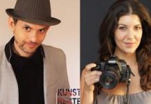 Les photographes marocains Achraf Baznani et Laila Alaoui