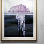 Boyd Webb. Denizen. 1989, épreuve cibachrome, 158 x 123 cm. Centre Pompidou– Musée national d'art moderne, Paris.